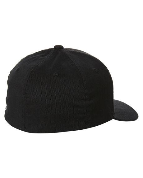 BLACK MENS ACCESSORIES VOLCOM HEADWEAR - D5532101BLK