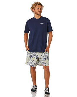 CLASSIC NAVY MENS CLOTHING PATAGONIA TEES - 39174CNY
