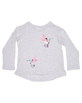 GREY MARLE KIDS TODDLER GIRLS EVES SISTER TEES - 8090123GRM
