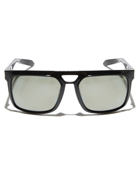 SHINY BLACK MENS ACCESSORIES DRAGON SUNGLASSES - 36060-001SHBLK