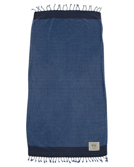 OCEAN WOMENS ACCESSORIES MAYDE TOWELS - 17TREAOCNOCN