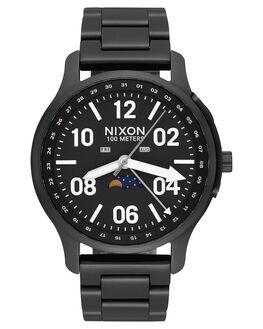 BLACK LUM MENS ACCESSORIES NIXON WATCHES - A12082474
