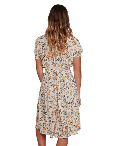 MOSSTONE WOMENS CLOTHING BILLABONG DRESSES - BB-6504469-MSS