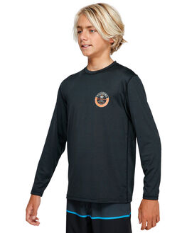 BLACK HEATHER BOARDSPORTS SURF BILLABONG BOYS - BB-8791507-BLH