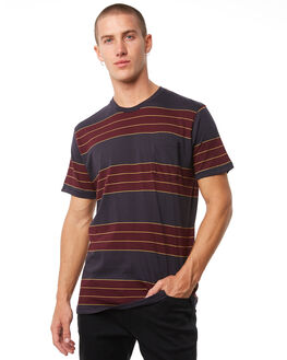 NAVY MENS CLOTHING IMPERIAL MOTION TEES - 201704006015NAVY