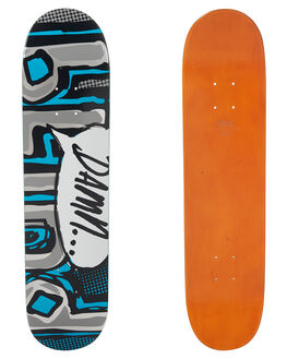 SILVER BLUE SKATE DECKS BLIND  - 10011494SILBL