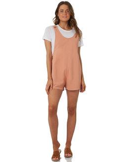 BLUSH WOMENS CLOTHING RHYTHM PLAYSUITS + OVERALLS - OCT18W-JS01BLS