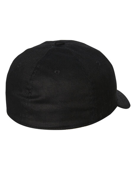 BLACK KIDS BOYS SANTA CRUZ HEADWEAR - SC-YCD9314_BLK