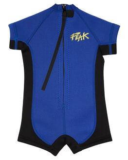BLUE BOARDSPORTS SURF PEAK BOYS - PQ404K0070