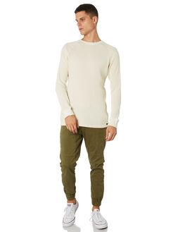 MALT MENS CLOTHING ACADEMY BRAND JUMPERS - 19W418MALT