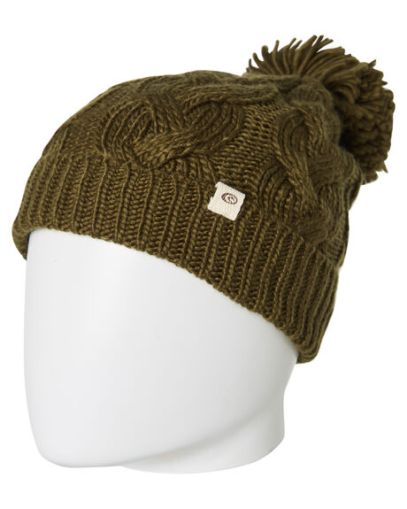 OLIVE OUTLET WOMENS RIP CURL HEADWEAR - GBNCU10058