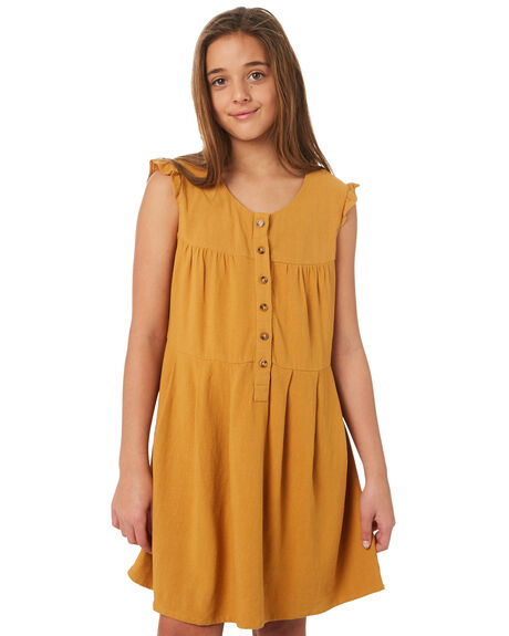 MUSTARD OUTLET KIDS SWELL CLOTHING - S6184441MUSTD