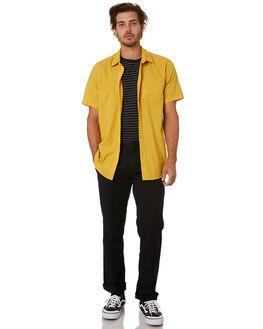 GOLD MENS CLOTHING VOLCOM SHIRTS - A0412008GLD