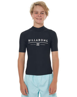 BLACK SURF RASHVESTS BILLABONG BOYS - 8771010BLK