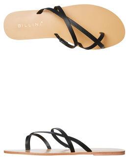 BLACK WOMENS FOOTWEAR BILLINI FASHION SANDALS - S626BLK