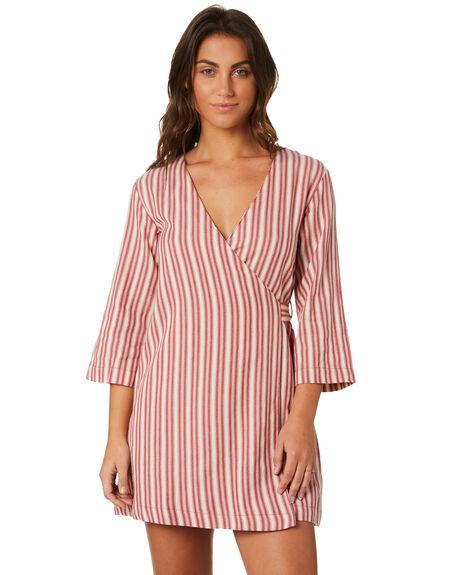 RAD WOMENS CLOTHING VOLCOM DRESSES - B13318S1RAD