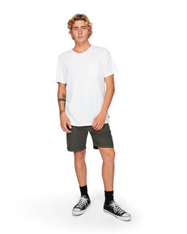 MILITARY MENS CLOTHING RVCA SHORTS - RV-R192312-MIL