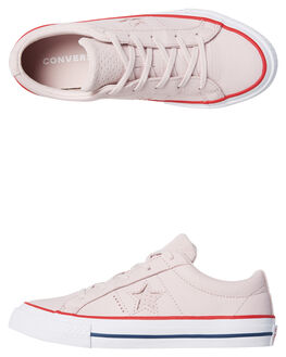 BARELY ROSE KIDS BOYS CONVERSE SNEAKERS - 360623ROSE