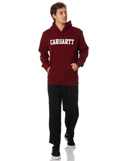 CRANBERRY WHITE MENS CLOTHING CARHARTT JUMPERS - I024669V9