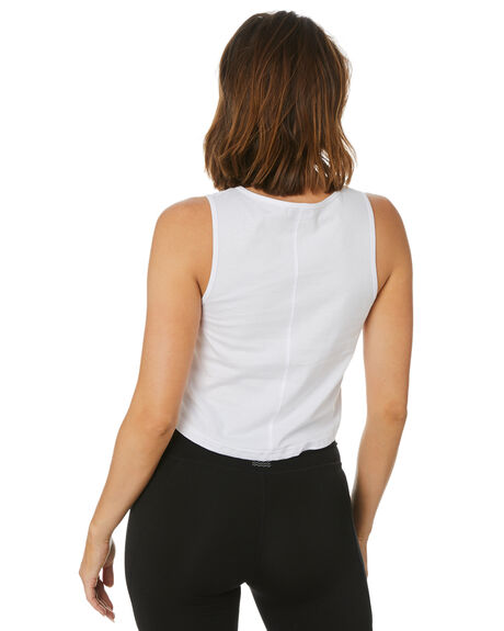 WHITE WOMENS CLOTHING SWELL ACTIVEWEAR - S8222522WHT