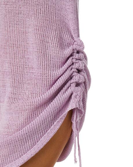 LAVENDER WOMENS CLOTHING SNDYS DRESSES - SFD529LAV