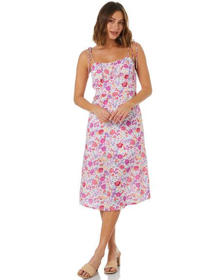 FLEUR WOMENS CLOTHING THE HIDDEN WAY DRESSES - H8222441FLR