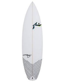 CLEAR BOARDSPORTS SURF RUSTY PERFORMANCE - RUMAGICDOORCLR