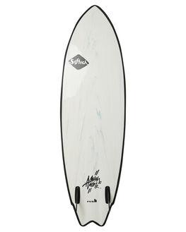 GUNMETAL BLACK BOARDSPORTS SURF SOFTECH SOFTBOARDS - MHTII-GUB-052GBLK