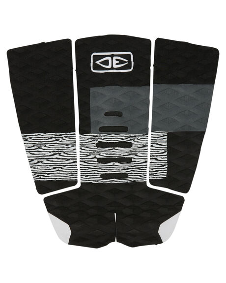 WHITE BOARDSPORTS SURF OCEAN AND EARTH TAILPADS - ZTP23WHT