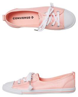 STORM PINK WOMENS FOOTWEAR CONVERSE SNEAKERS - 562167CPNK