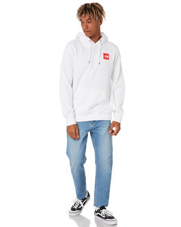 TNF WHITE MENS CLOTHING THE NORTH FACE JUMPERS - NF0A4M4GFN4
