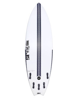 CLEAR BOARDSPORTS SURF JS INDUSTRIES SURFBOARDS - JSHFBACLR
