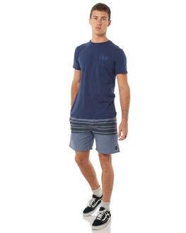 BLUE PIGMENT MENS CLOTHING SWELL BOARDSHORTS - S5171238BLUPG
