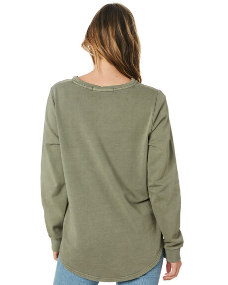 MILTARY WOMENS CLOTHING SILENT THEORY JUMPERS - 6053022MILT