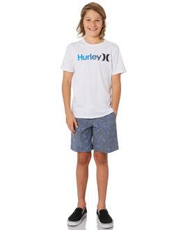 OBSIDIAN KIDS BOYS HURLEY SHORTS - CI7351451