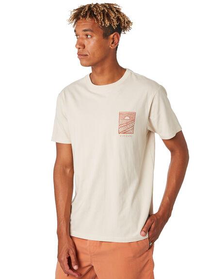 BONE MENS CLOTHING RIP CURL TEES - CTELL93021