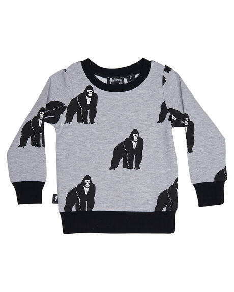 SILVER KIDS TODDLER BOYS RADICOOL DUDE JUMPERS - RD0906SILV