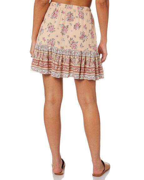 SHERBET FLORAL WOMENS CLOTHING O'NEILL SKIRTS - 6421614SHF