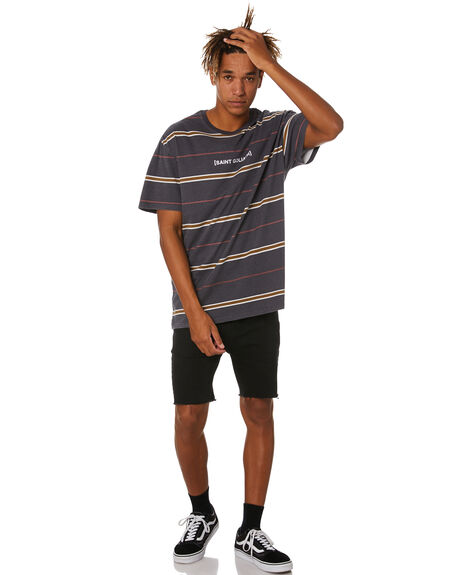 CHARCOAL MENS CLOTHING ST GOLIATH TEES - 4361036CHAR