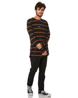 MARLEY STRIPE MENS CLOTHING RPM TEES - 20AM06B2MRLST