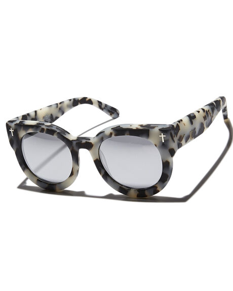 SNOW LEOPARD WOMENS ACCESSORIES VALLEY SUNGLASSES - S0120SNLEO
