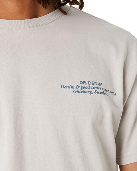 SMOG GREAT PRINT MENS CLOTHING DR DENIM TEES - 1941116-U24