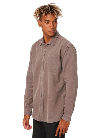 GREY MENS CLOTHING SWELL SHIRTS - S5164669GREY
