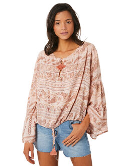 ROSEWATER WOMENS CLOTHING TIGERLILY FASHION TOPS - T395038ROS