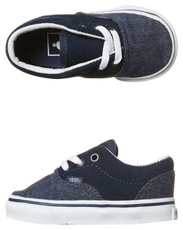 DRESS BLUES KIDS TODDLER BOYS VANS FOOTWEAR - VN-A38EBOILBLU