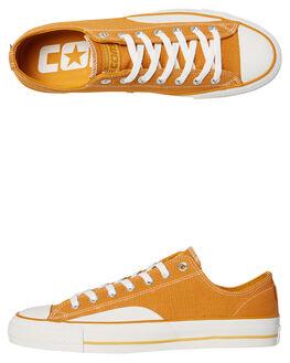 TUMERIC GOLD MENS FOOTWEAR CONVERSE SKATE SHOES - 161533TUM