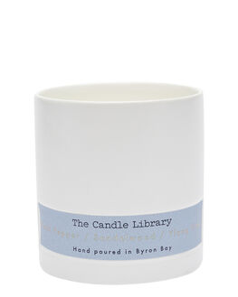 PEPPER SANDAL YLANG WOMENS ACCESSORIES THE CANDLE LIBRARY HOME + BODY - 3BBCL05NVY