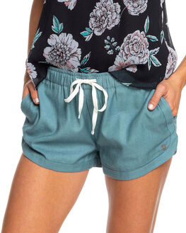 TROOPER WOMENS CLOTHING ROXY SHORTS - ERJNS03216-BLN0