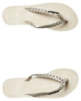 PEWTER WOMENS FOOTWEAR BILLABONG THONGS - 6661862PEW