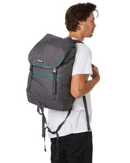 FORGE GREY MENS ACCESSORIES PATAGONIA BAGS + BACKPACKS - 47958FGE